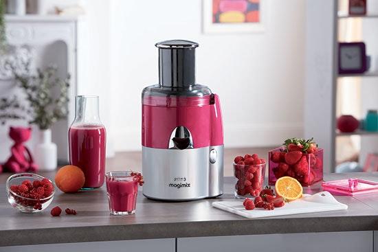 Magimix juice expert rose