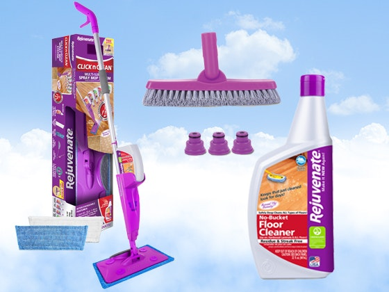 Rejuvenate Mop System + Cleaning Products sweepstakes