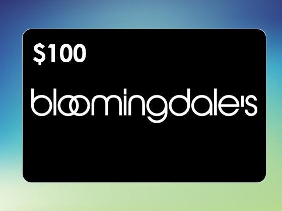 Dove Antiperspirants + Bloomingdales Gift Card sweepstakes