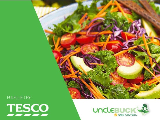 tesco voucher sweepstakes