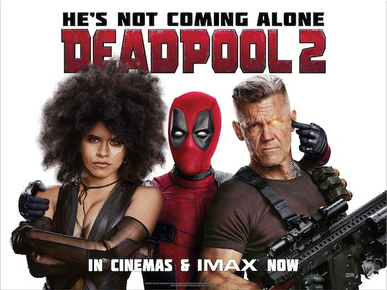 Win Deadpool 2 bag of swag! sweepstakes