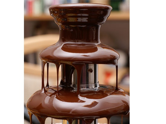 chocolate fountain sweepstakes