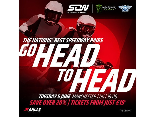 Tickets to Monster Energy FIM Speedway of Nations sweepstakes