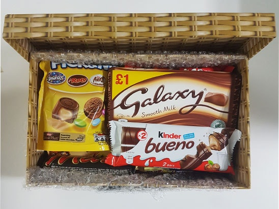 chocolate hamper sweepstakes