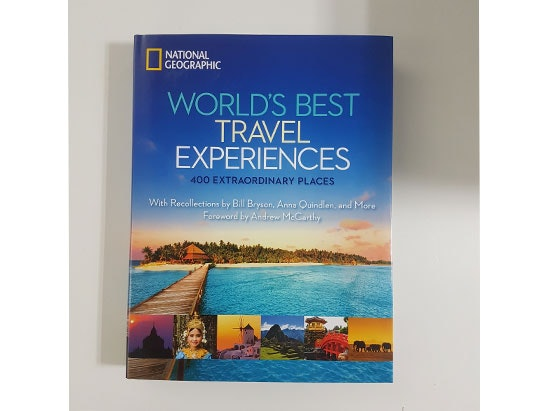 Worlds best travel book sweepstakes