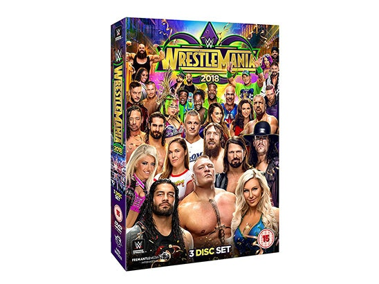 Wrestlemania sweepstakes