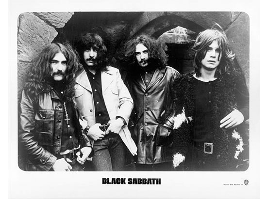BLACK SABBATH SUPERSONIC YEARS  sweepstakes