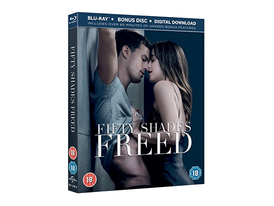 FIFTY SHADES FREED  sweepstakes