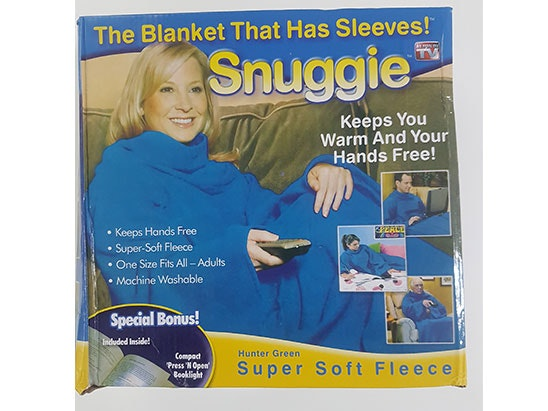 snuggle wrap blanket sweepstakes
