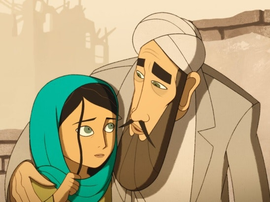 THE BREADWINNER  sweepstakes