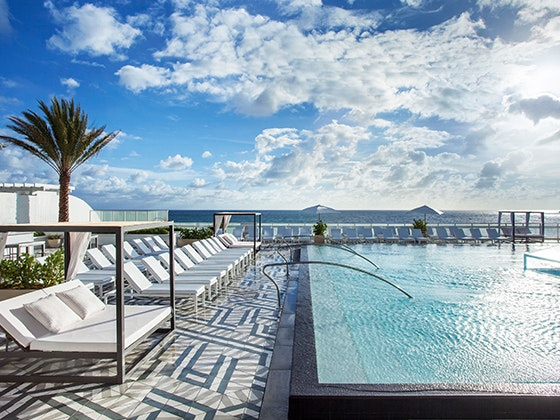 Stay at W Fort Lauderdale sweepstakes