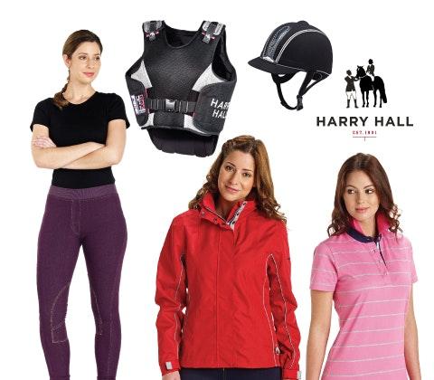 Harry hall 390