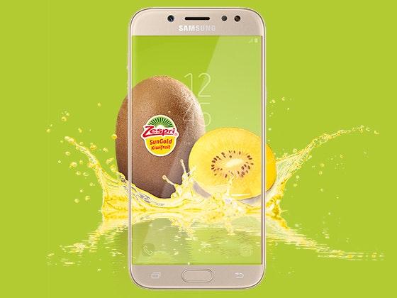 Zespri® Kiwi verlost Smartphone Gewinnspiel