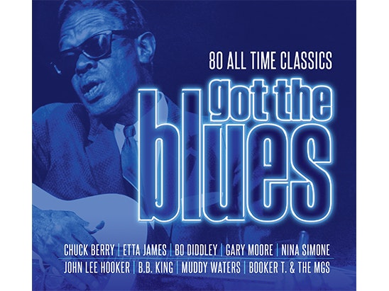 iPOD TOUCH AND  'GOT THE BLUES' CD sweepstakes
