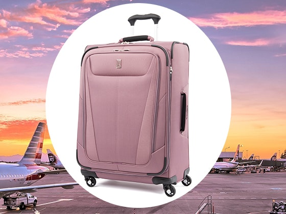 Travelpro Maxlite Expandable Spinner Suitcase sweepstakes