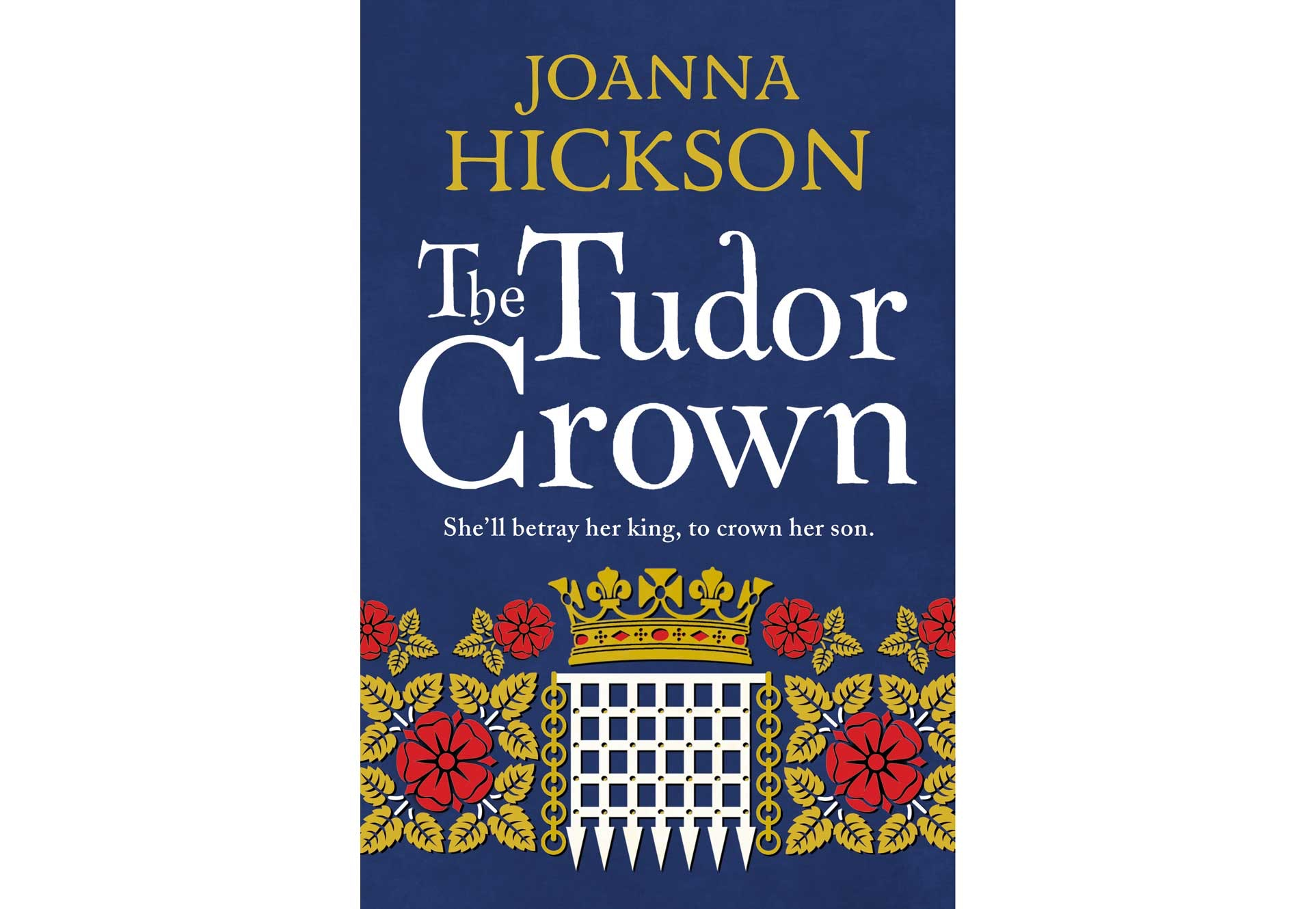 THE TUDOR CROWN BY JOANNA HICKSON  sweepstakes