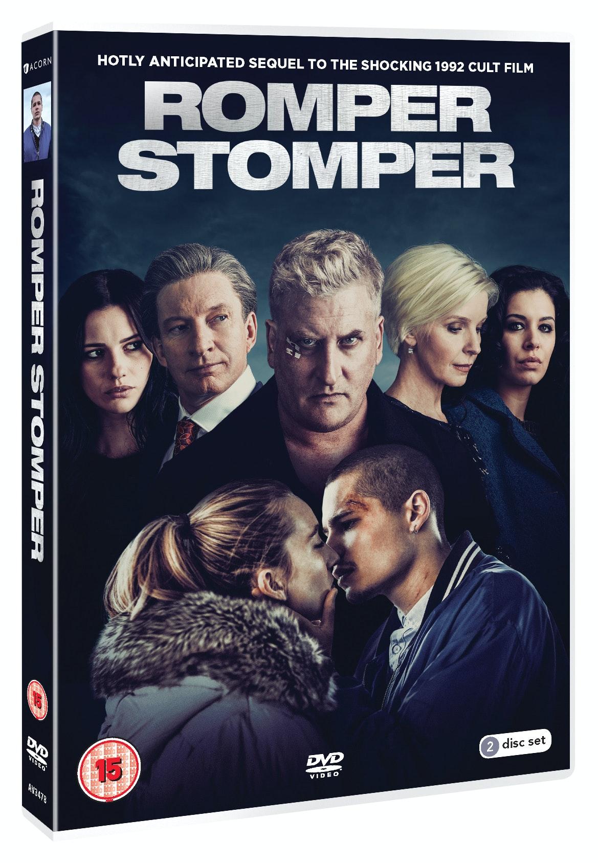 Romperstomper dvd 3d
