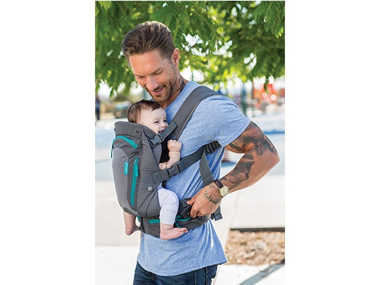 INFANTINO CARRY ON MULTI-POCKET CARRIER sweepstakes