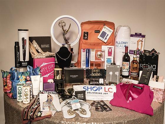 Daytime emmy awards gift bag 2018 giveaway