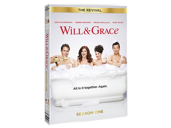 """Will & Grace (The Revival): Season One"" on DVD sweepstakes"