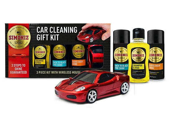 SIMONIZ CAR CLEANING GIFT KIT. sweepstakes