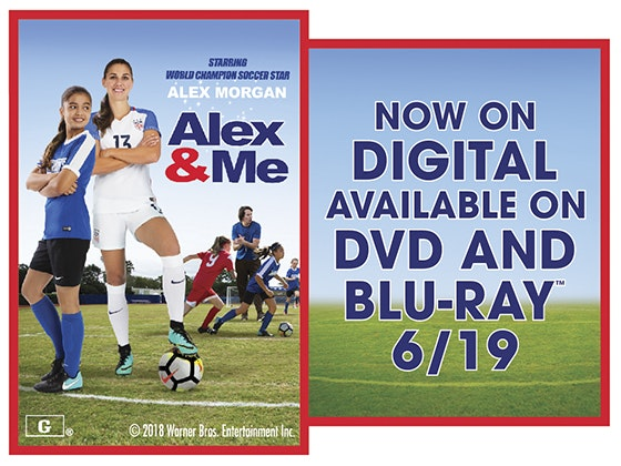 """Alex & Me"" on Digital sweepstakes"