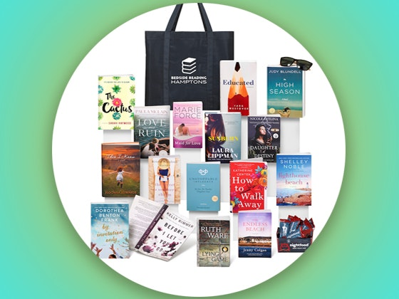 Bedside Reading Program Memorial Day Gift Bag sweepstakes