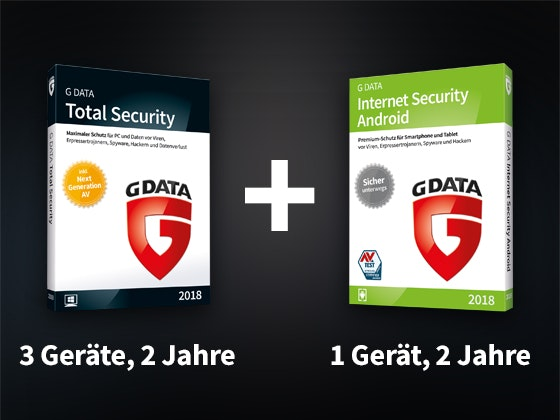 Rundum-Schutzpaket von G DATA Gewinnspiel
