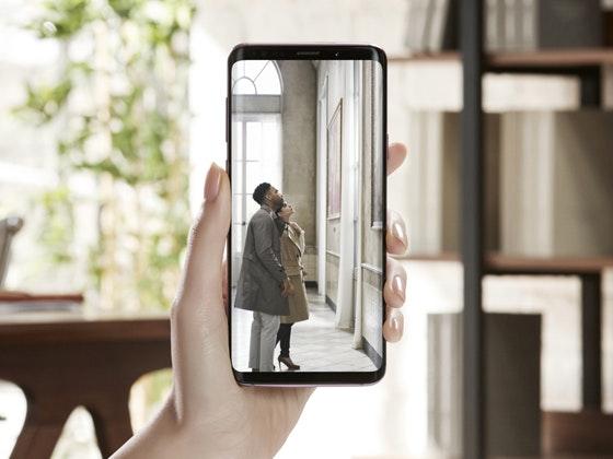 Gewinne ein Samsung Galaxy S9+! Gewinnspiel