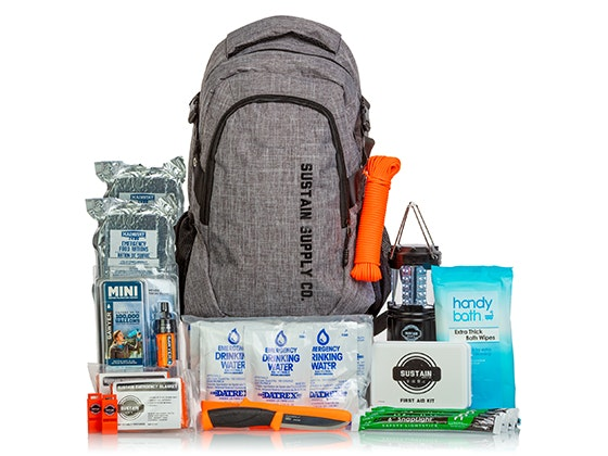 SUSTAIN Supply Co. Emergency Preparedness Kit sweepstakes