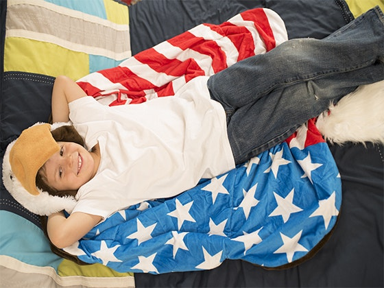 Ace Eagle Wild Things Blanket sweepstakes