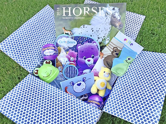 Care bears subscription box giveaway 1