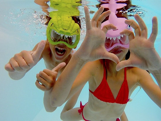 Aqua Kids Swim Masks & Water Squirterz from Amloid sweepstakes