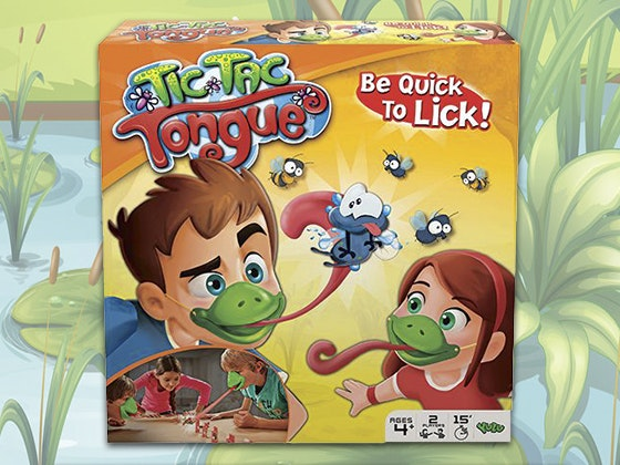 Tic Tac Tongue Game from Yulu Toys sweepstakes