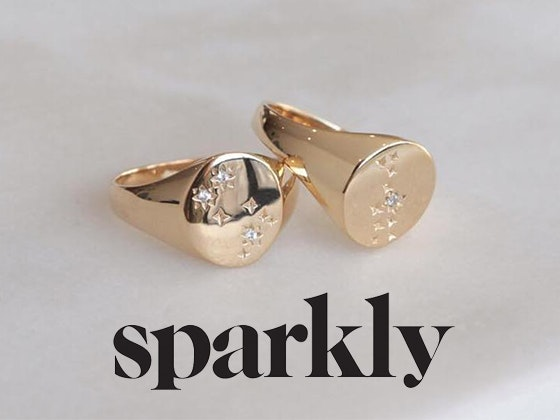 Mejuri Zodiac Ring from Sparkly sweepstakes