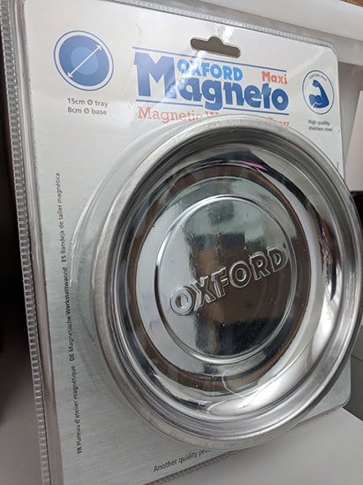 Oxford Magneto workshop tray sweepstakes