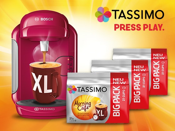 Tassimo morning caf  xl