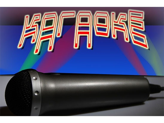 karaoke machine sweepstakes