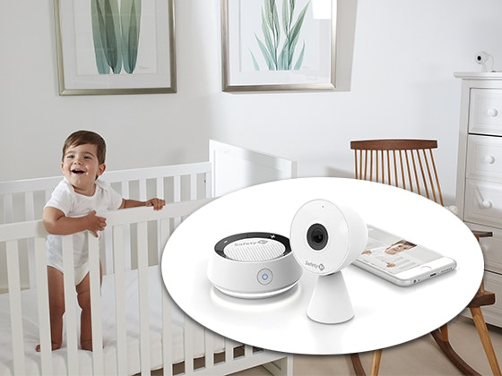 Safety first wifi baby monitor giveaway 1