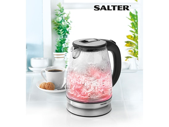 Colour Changing Glass Kettles sweepstakes