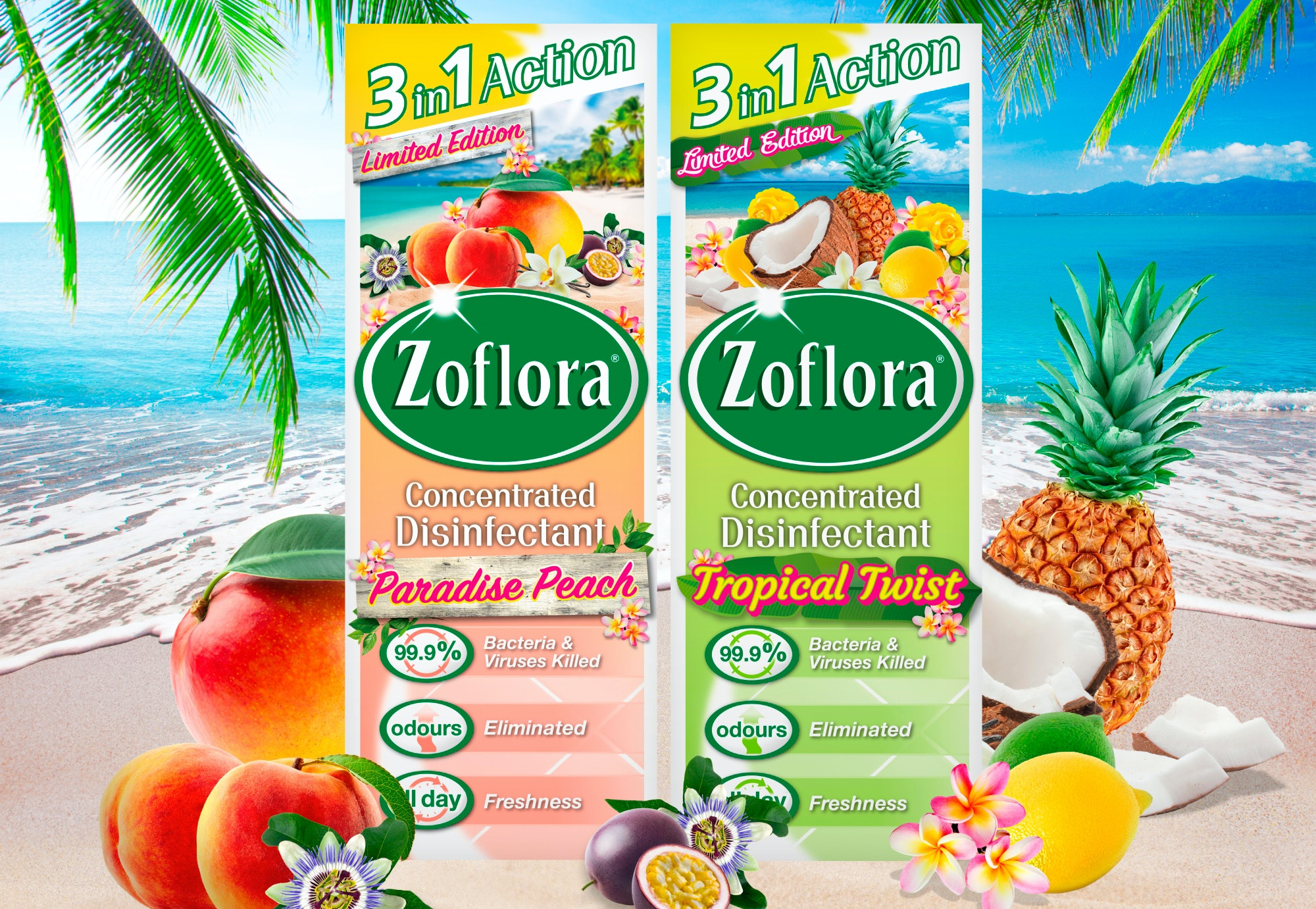 Six month supply of Zoflora  sweepstakes