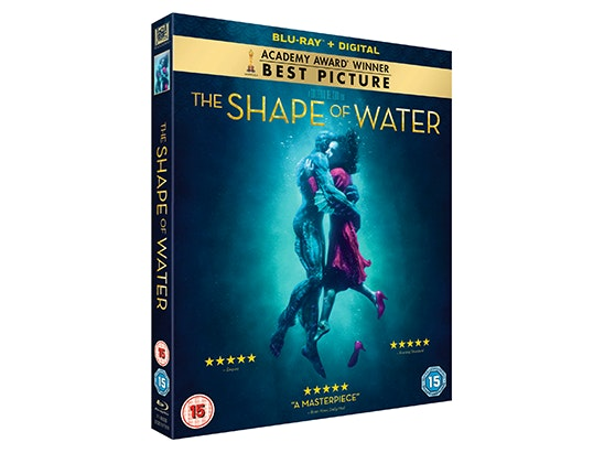 the shape of water  sweepstakes