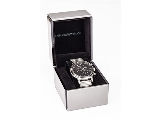 EMPORIO ARMANI MENS WATCH. sweepstakes