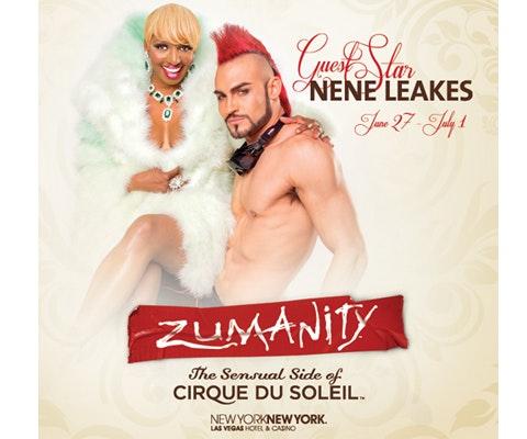 Nene leakes zumanity giveaway