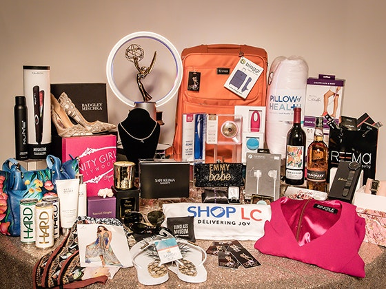 Daytime Emmy Awards 2018 Gift Bags (2) sweepstakes