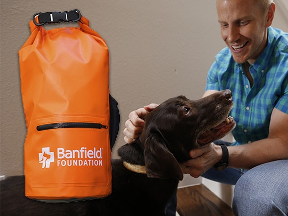 Banfield Foundation Pet Disaster Preparedness Kit sweepstakes