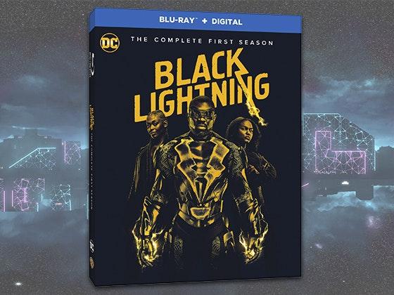 """Black Lightning Season One"" on Blu-ray™ sweepstakes"
