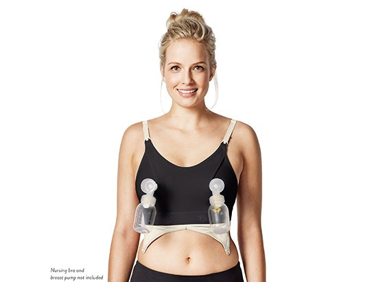 Clip and Pump™ Hands-Free Nursing Bra Accessory sweepstakes