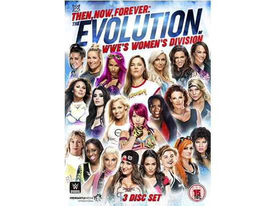 WWE womens division sweepstakes