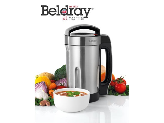 Win a Beldray 1.6L Soup Maker - EK2613BGP sweepstakes